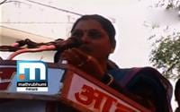 Sadhana Singh's Remarks Against Mayawati Erupts Controversy; Women's Commission Sends Notice