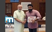 Mohanlal's Election Candidature: RSS Conducts Survey To Seek Public Opinion
