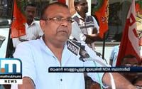 NDA Picks Thushar Vellappally For Thrissur LS Seat