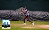 Cori 'Coco' Gauff Knocks Out Her Hero, Venus, In Wimbledon 1st Round