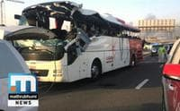 Families Of Dubai Bus Crash Victims To Be Paid Dh 200,000 Blood Money