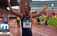 Back-To-Back Victories For Hima Das; Ace Sprinter Wins Five Gold Medals In 20 Days