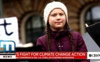 Climate Activist Greta Thunberg To Sail To U.N. Climate Action Summit In New York From Britain