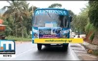 Kattappana Alphonsa Bus Group Donates One-Day Collection, Salary To Flood Relief Activities