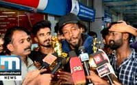 Fans Greet Gokulam Kerala FC Team Warmly After Durand Cup Win