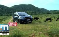 First Drive Test Drives Maruti Suzuki's Brand New MPV- XL6