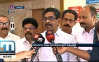 Mullappally Ramachandran Expresses Displeasure In Congress Alliance With Shiv Sena