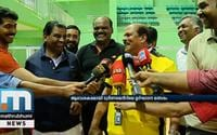 PC George Defeats Thiruvanchoor In Badminton Inaugural Match