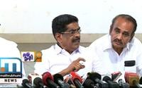 Mullappally, Team Not To Join Hands Again