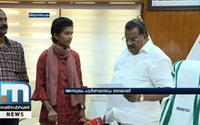 Athlete Athulya Gears Up To Return To Track, Thanks Minister EP Jayarajan For Aid