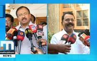 Governor Works Sticking To Law: MoS V Muraleedharan
