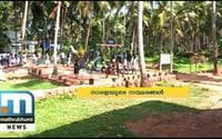 NSS Voluneeteers Turn School Premises Into Park In Seven Days