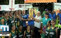 KSEB, IOB Winners Of Fiesto All India Basketball Tournament