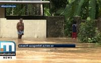Kerala To Continue Receiving Rainfall In Next Few Days; T'puram Reports Landslip, Waterlogging