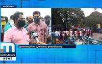 Police Lathi-Charged Fisherfolks In Chaliyam After A Group Ventured Into Sea