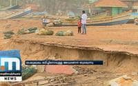 Sea Erosion-Hit Shanghumugham Beach Continues To Face Neglect