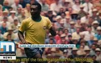 Pele's Famous Bicycle Kick