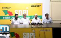 SDPI To Contest Assembly Polls